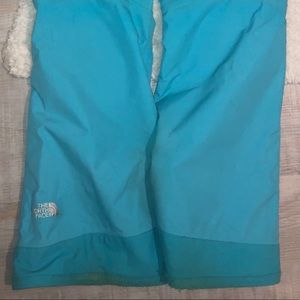 The North Face Pants - Northface Hyvent snow pants